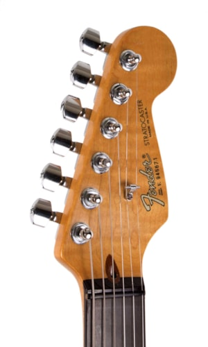 1989 Fender® Custom Shop Matt-o-Caster