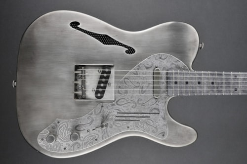 2013 James Trussart Deluxe Steelcaster