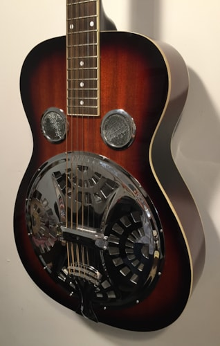 2014 Gold Tone Paul Beard Resonator