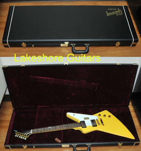 2013 Gibson Gibson Custom Benchmark Limited Run 1958 Explorer