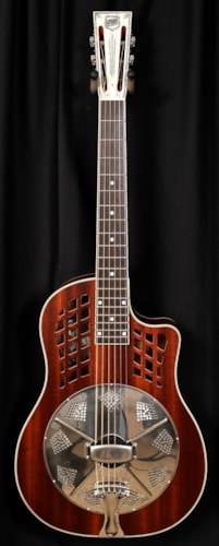 National Reso-Phonic Reso-Rocket Wood Body