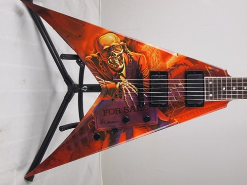 2012 Dean DAVE MUSTAINE VMNT PEACE SELLS