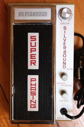~1980 Silversound SE-120 Super Phasing