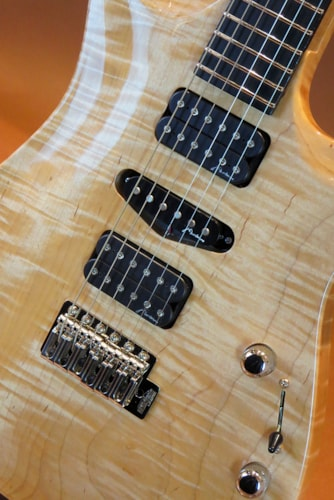 2015 Marchione Guitars Carve Top 1pcs Figured Maple Body