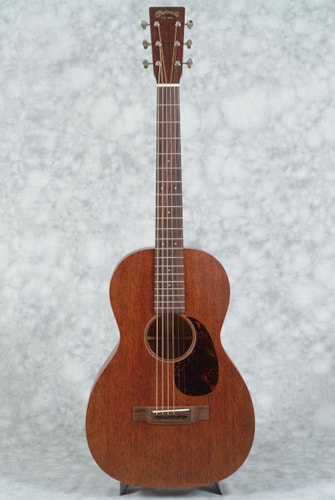 2016 Martin 0-15M 12-FRET ALL MAHOGANY CUSTOM GUITAR & CASE, SOLID PEGHEAD