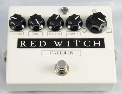 ~2016 Red Witch Famulus