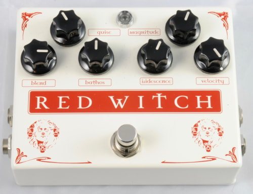 ~2017 Red Witch Medusa Chorus