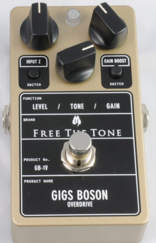 ~2016 Free The Tone Gigs Boson OD