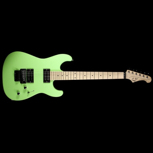 GJ2 Used GJ2 Glendora NPG Electric Guitar Spearmint