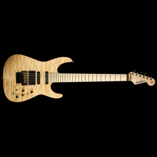 Jackson USA Select Artist PC1 Phil Collen Electric Guitar Au Natural