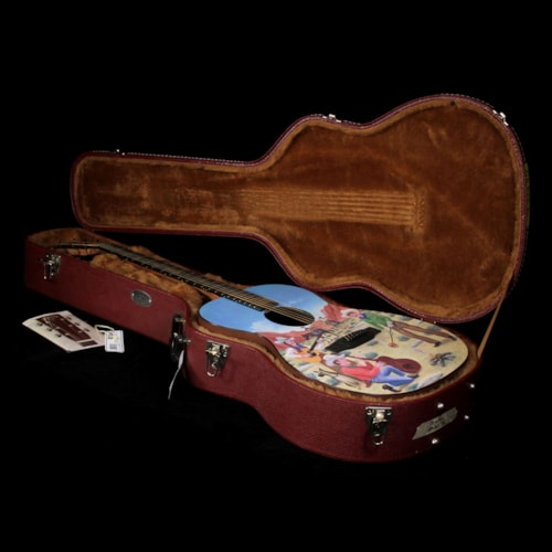 Martin Used 2002 Martin Cowboy IV Limited Edition Auditorium Acoustic Guitar