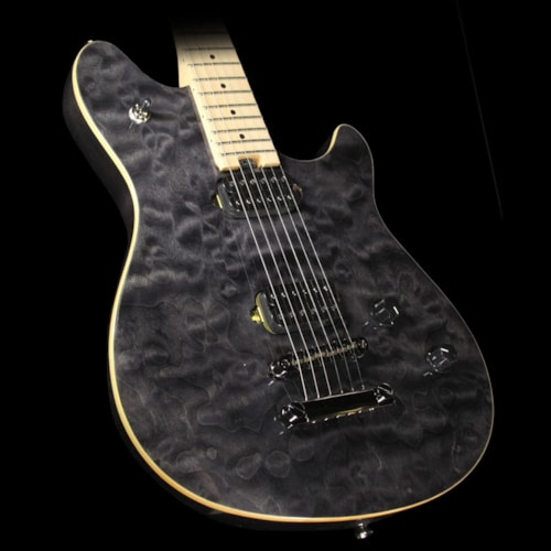 EVH Wolfgang WG-T Standard Electric Guitar Transparent Black