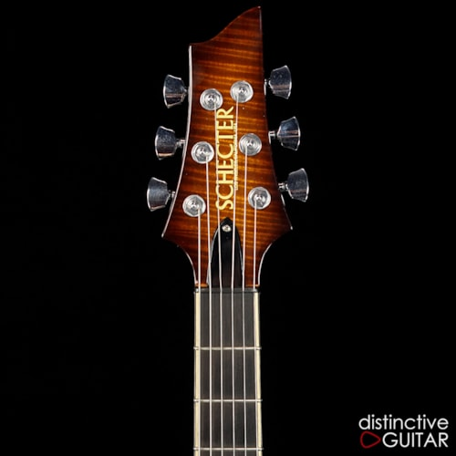 SCHECTER Hollywood Classic NAMM Flame Maple