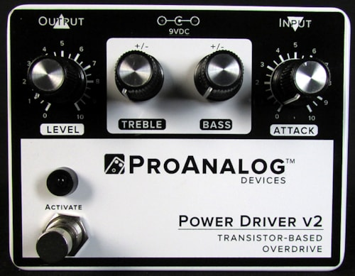 2017 Pro Analog Devices Power Driver V2