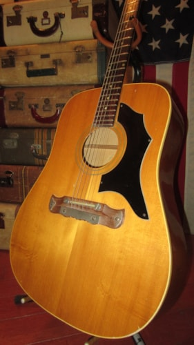 ~1964 Klira Dreadnought Acoustic