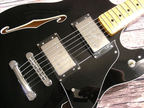 2013 Fender® Starcaster Modern Player Semi Hollowbody