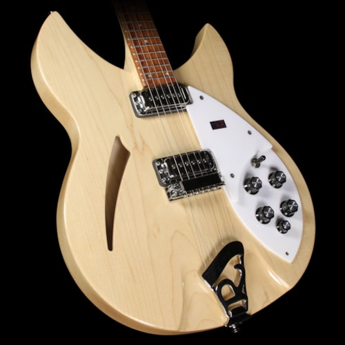 Rickenbacker Used 2009 Rickenbacker 330 Electric Guitar Mapleglo