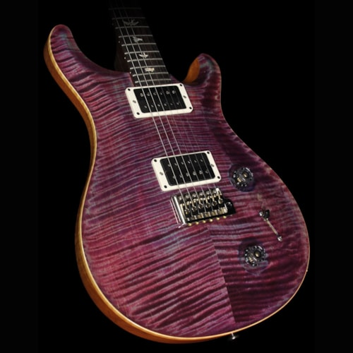 Paul Reed Smith Used 2014 Paul Reed Smith Custom 22 Ten Top Electric Guitar Violet with Rosewood Neck