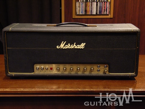 Marshall 1959 Super Lead 100 Mod by Ken Fisher Trainwreck ★PRICE DO