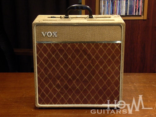 """Vox AC-10 """"Throwback"""" FAWN ★PRICE REDUCED!!★"""