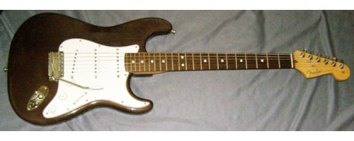 2002 Fender® Stratocaster® Highway One