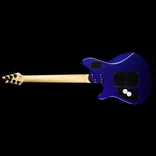EVH Wolfgang WG Standard Electric Guitar Mystic Blue Metallic