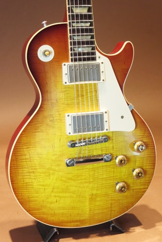 2010 Gibson Custom Shop Historic Collection 1959 Les Paul Standard Reissue VOS