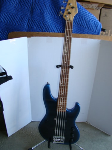 2002 Fender® Jazz Bass® Pius V (USA)