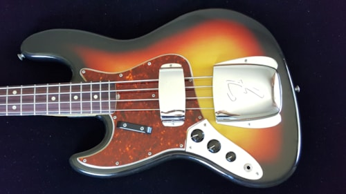 1965 Fender® LEFTY Jazz Bass®