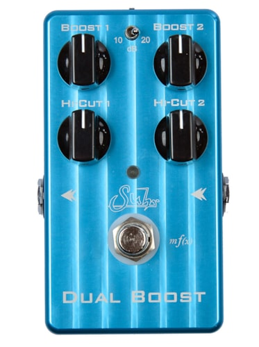 2016 Suhr Dual Boost
