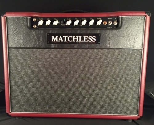 Matchless DC30 Reverb Custom Color