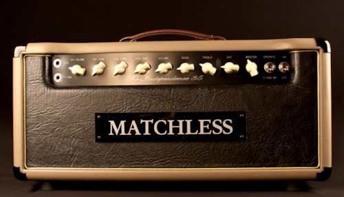 Matchless Independence Head with Reverb