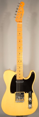 1993 Fender® Guitars  USED! 1993 Fender® 52 Telecaster® Reissue With Molded Case!