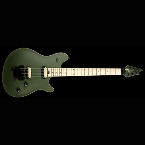 EVH Used EVH Wolfgang Special Electric Guitar Army Drab Green