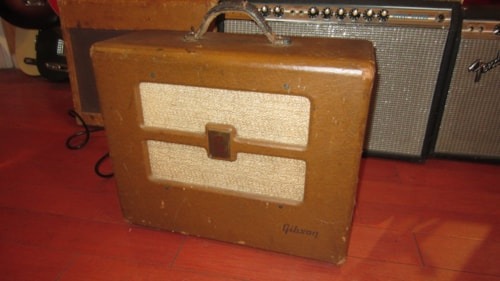 1950 Gibson BR-6