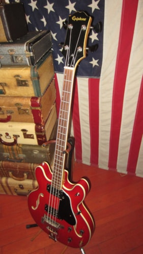 ~1971 Epiphone EA-260 Hollowbody Bass