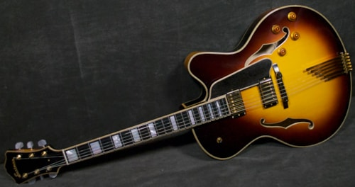 EASTMAN Jazz Elite 17 Custom 2pups 30014
