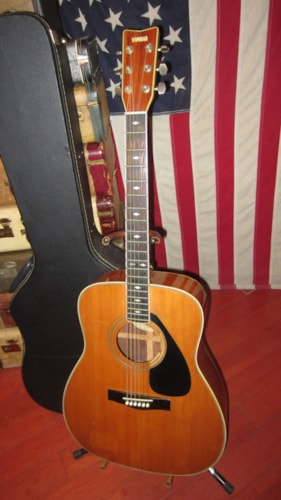 ~1979 Yamaha FG-375SII Dreadnought Acoustic