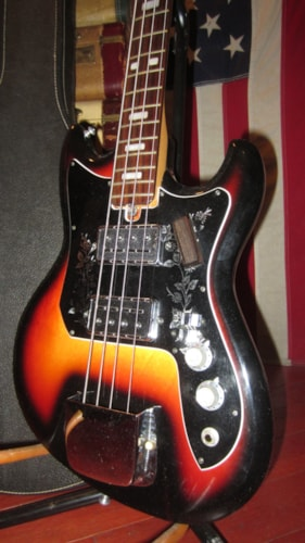~1965 Teisco EB-120 Electric Bass