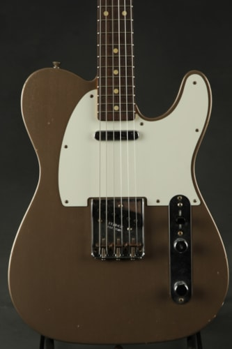 Fender® Custom Shop 1959 Telecaster® Journeyman Relic® - Shoreline Gol