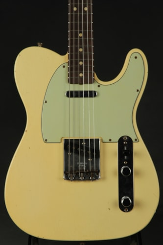 Fender® Custom Shop 1963 Telecaster® Journeyman Relic® - Aged Vintage