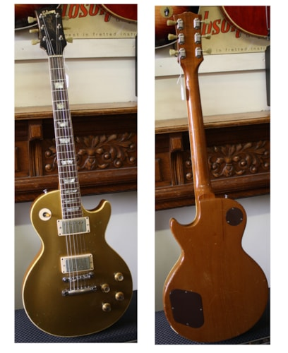 1969 Gibson Les Paul Goldtop