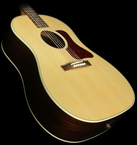 Gibson Used Gibson Montana J-29 Slope-Shoulder Dreadnought Acoustic/Electric Guitar Natural