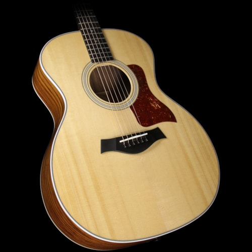 Taylor 214e Deluxe Grand Auditorium Acoustic-Electric Guitar Natural