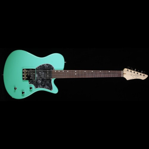 John Page Classic The AJ Electric Guitar Seafoam Green