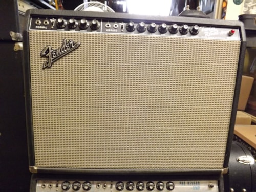 1966 Fender 1966 Twin Reverb Amp