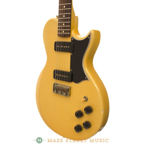 2014 Seuf Seuf Electric Guitars - 2014 OH-12 - TV Yellow - USED