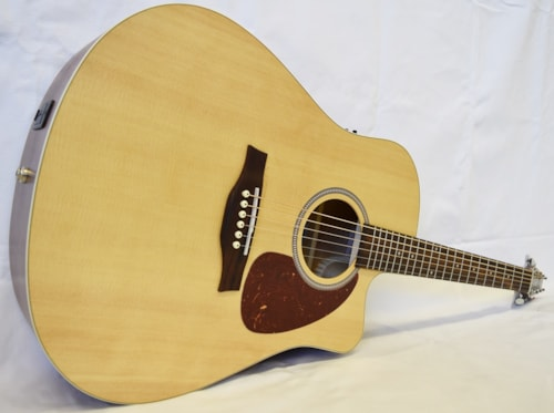2016 SEAGULL Entourage Natural Spruce