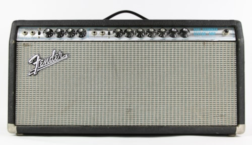 1970 Fender® Dual Showman® Reverb Head TFL5000D
