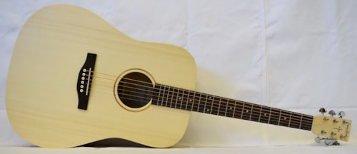 2016 Simon & Patrick Trek Solid Spruce Dreadnaught